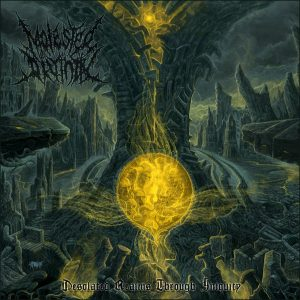 Molested Divinity — Desolated Realms Through Iniquity (2018)