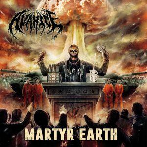 Avarice — Martyr Earth (2018)