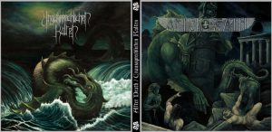 After Death & Unaussprechlichen Kulten — Dwellers Of The Deep / The Madness From The Sea (2012)
