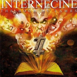 Internecine — The Book Of Lambs (2002)