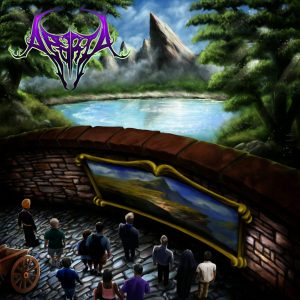 Aparia — Beyond The Walls Of Man (2018)