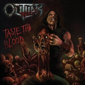 Outliar — Taste The Blood (2018)