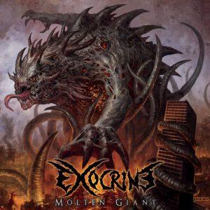 Exocrine — Molten Giant (2018)