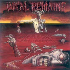 Vital Remains — Let Us Pray (1992)