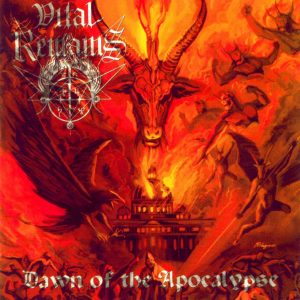 Vital Remains — Dawn Of The Apocalypse (2000)