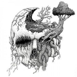 Moss Upon The Skull — In Vengeful Reverence (2018)