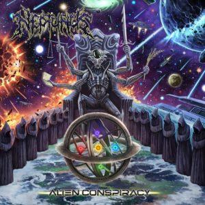 Neptunus — Alien Conspiracy (2018)