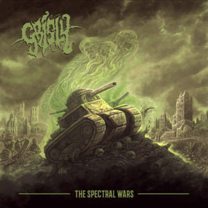 Grisly - The Spectral Wars (2018)