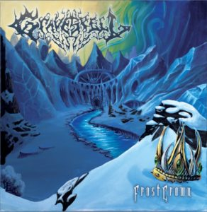 Gravespell — Frostcrown (2018)