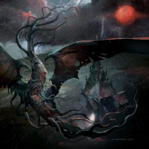 Sulphur Aeon — The Scythe Of Cosmic Chaos (2018)