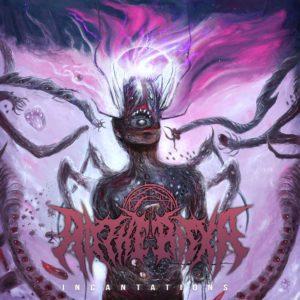 Aatheriexa — Incantations (2018)