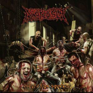 Neoplasia — Amputation Sounds (2018)