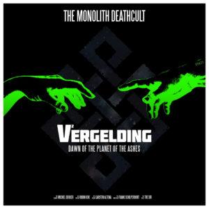 The Monolith Deathcult — V2 - Vergelding (2018)