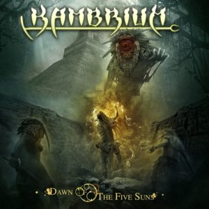 Kambrium — Dawn Of The Five Suns (2018)
