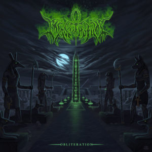Blade Of Horus — Obliteration (2018)