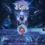 Queen Kona — Desecration Of The Universe (2018)