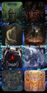 Best Technical Death Metal Albums Of 2018