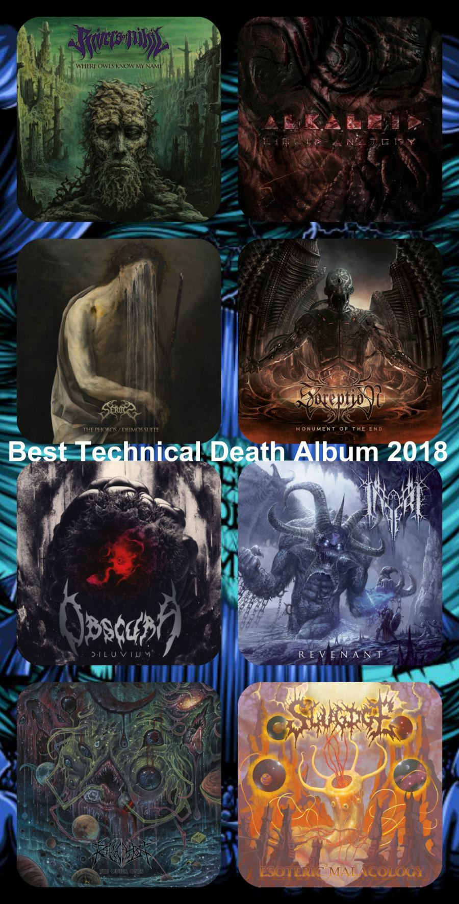 Best Technical Death Metal Albums Of 2018 | Technical Death