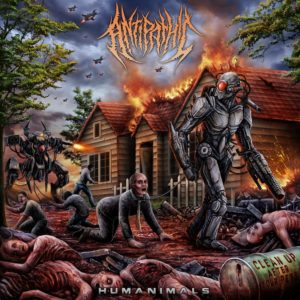 Antipathic — Humanimals (2019)