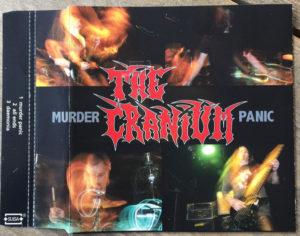The Cranium — Murder Panic (2002)
