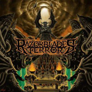 Razorblades Terror — Return Of The Crown (2019)