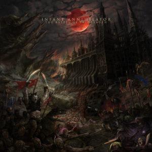 Infant Annihilator — The Battle Of Yaldabaoth (2019)