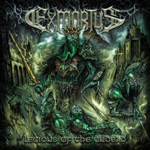 Exmortus — Legions Of The Undead (2019)