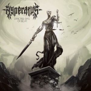 Asperatus — Sanctified State Of Decay (2020)