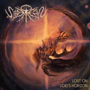Siderean — Lost On Void's Horizon (2021)