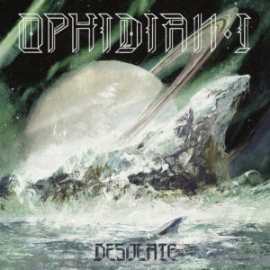 Ophidian I — Desolate (2021)